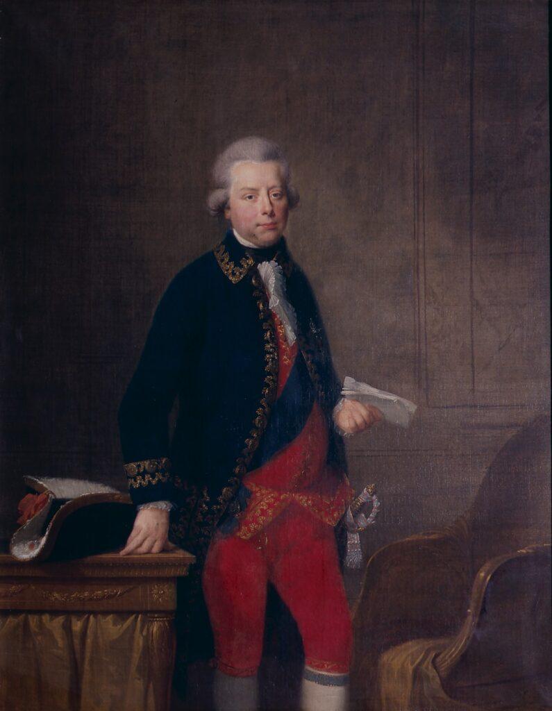Willem V van Oranje-Nassau